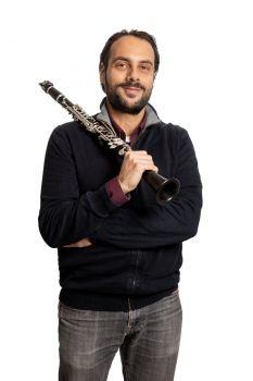Fabio Lo Curto Clarinette