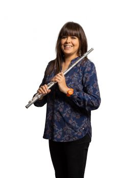 Violeta Motta Flute