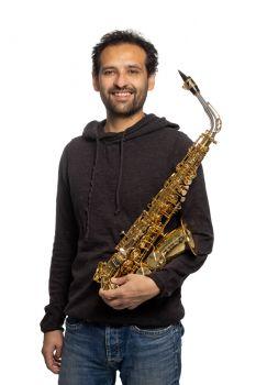 Diego Sossa Saxophone